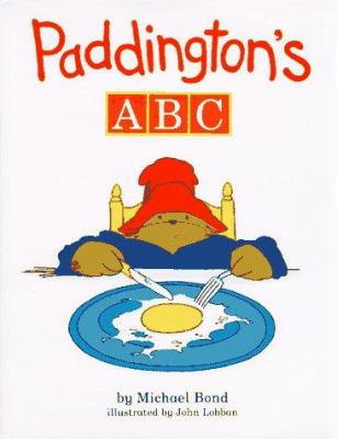 Paddington´s ABC