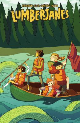 Lumberjanes: 3, A terrible plan