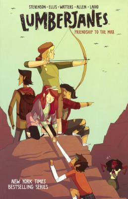 Lumberjanes 2, Friendship to the Max