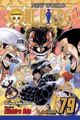One Piece: 79 Lucy!!