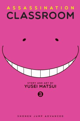 Assassination Classroom: 3, Time for a transfer student