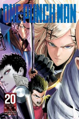One-punch man: 20 Let's go!